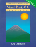 Cover of An Introduction to Programming Using Visual Basic 6.0