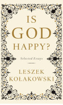 Is God Happy?