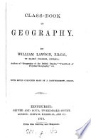 Class book of geography Book