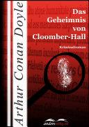 Das Geheimnis von Cloomber-Hall [Pdf/ePub] eBook