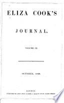 Eliza Cook s Journal