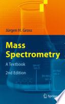 Mass Spectrometry Book