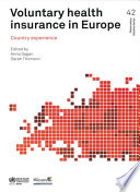 Voluntary Health Insurance In Europe