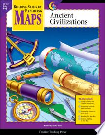 Maps  Ancient Civilization  Gr  4 6  eBook