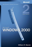 Microsoft Windows 2000 Administrator s Pocket Consultant