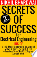 Secrets of Success for Electrical Engineering