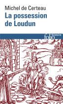 La possession de Loudun Pdf/ePub eBook