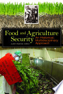 Food and Agriculture Security Book