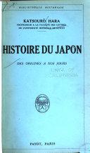 Histoire du Japon des origines à nos jours