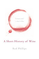 A Short History of Wine