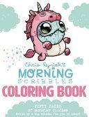 Chris Ryniak S Morning Scribbles Coloring Book Chris