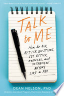 Talk to Me Book PDF