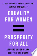 Equality For Women Prosperity For All