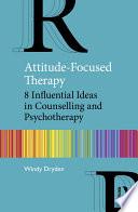 Attitude Focused Therapy Book