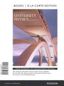 University Physics With Modern Physics + Masteringphysics With Etext