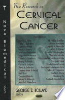 New Research On Cervical Cancer Book PDF