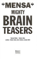 Mensa Publications Mighty Brain Teasers