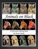 Animals on Black