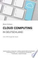 Cloud Computing in Deutschland