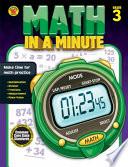 Math in a Minute, Grade 3
