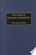 The Death Of American Antisemitism