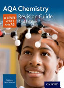Aqa a Level Chemistry Year 1 Revision Guide