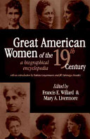 Great American Women of the 19th Century