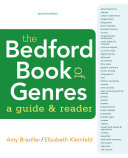 The Bedford Book of Genres  A Guide and Reader