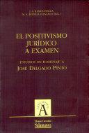 El positivismo jurídico a examen. Estudios en homenaje a José Delgado Pinto