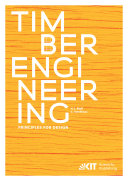 Timber Engineering - Principles for Design