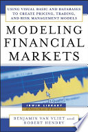 Modeling Financial Markets Book
