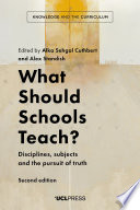 What Should Schools Teach