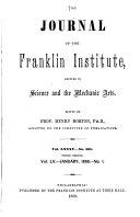 Pdf The Franklin Journal, and American Mechanics' Magazine