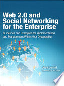Web 2 0 and Social Networking for the Enterprise