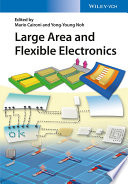 Large Area And Flexible Electronics Book PDF