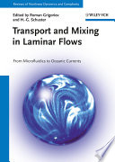 Transport And Mixing In Laminar Flows Book PDF