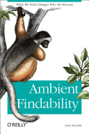 Ambient Findability ebook