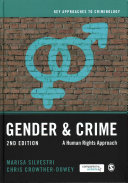 Cover of Gender and Crime