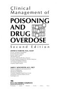 Clinical Management Of Poisoning And Drug Overdose Book PDF