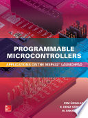 Programmable Microcontrollers  Applications on the MSP432 LaunchPad