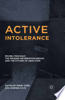 Active Intolerance