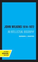 John Wilkins 1614 1672