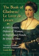 Pdf The Book of Gladness / Le Livre de Leesce Telecharger
