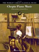 Chopin piano music Book PDF