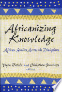 Africanizing Knowledge Book PDF