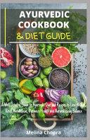 Ayurvedic Cookbook   Diet Guide