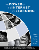 The Power of the Internet for Learning