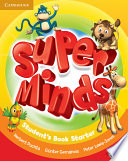 Super Minds Starter Student s Book with DVD ROM Book