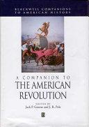 A Companion to the American Revolution