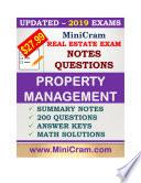MiniCram OREA Exam Property Management